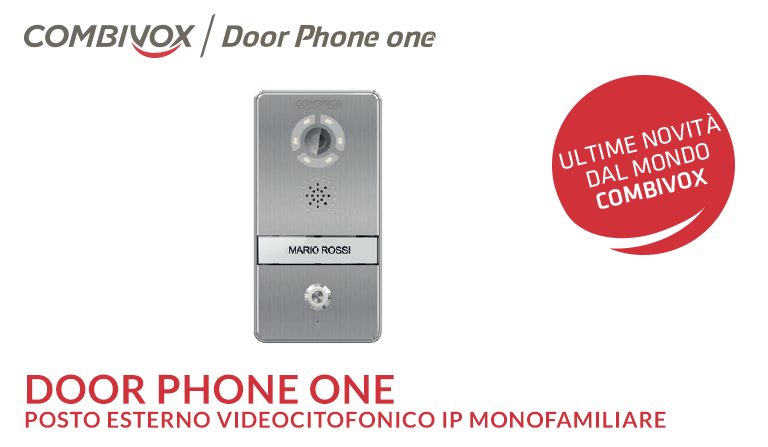 Door Phone One